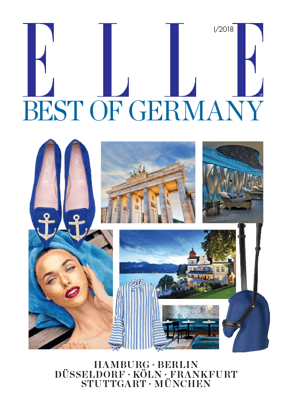 ELLE - Best of Germany 1/2018