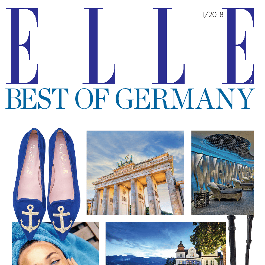 Presse- Elle Best of Germany 1/2018
