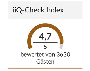 iiQ Check Index Seezeitlodge Hotel & Spa