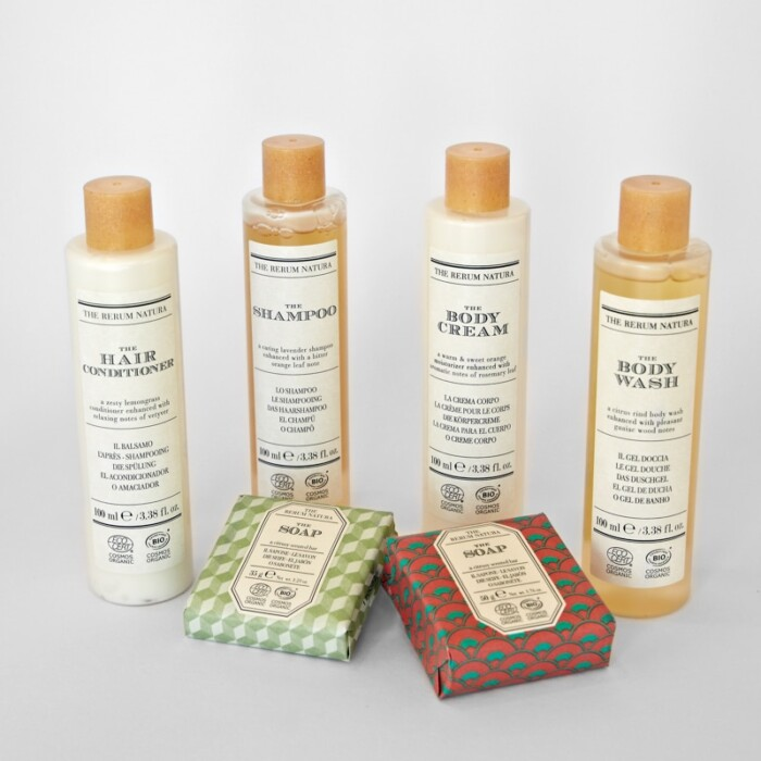 Bdy Wash Set - Online Shop Seezeitlodge Hotel & Spa