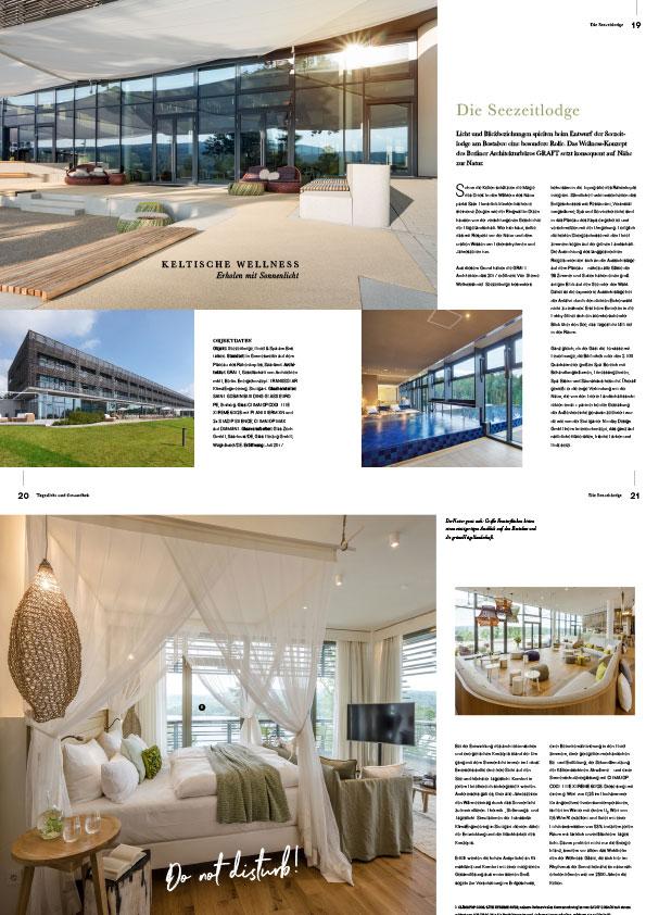 Seezeitlodge Hotel & Spa Pressestimmen - Come In 2020
