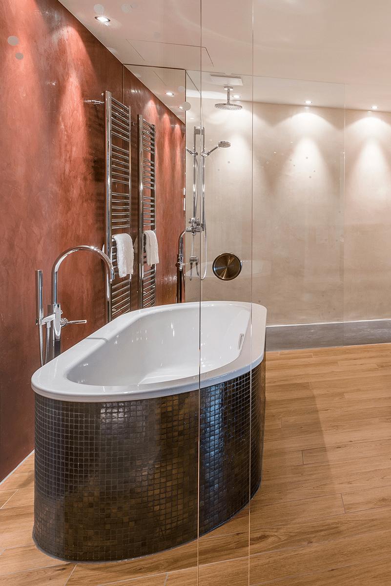 hotel seezeitlodge bostalsee feuer suite badewanne