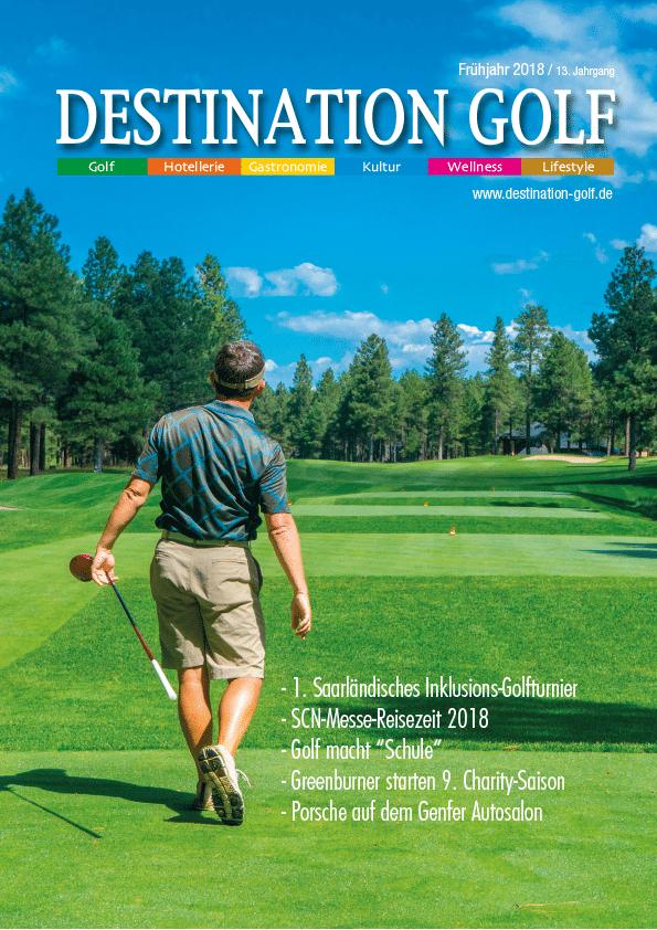 Destination Golf, Frühjahr 2018