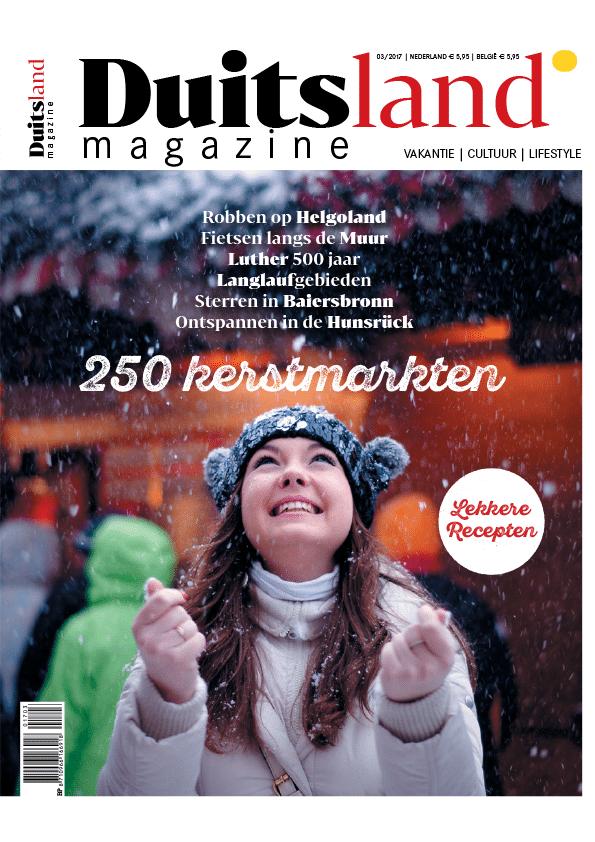 hotel seezeitlodge bostalsee pressestimmen duitsland magazine 3.17 cover