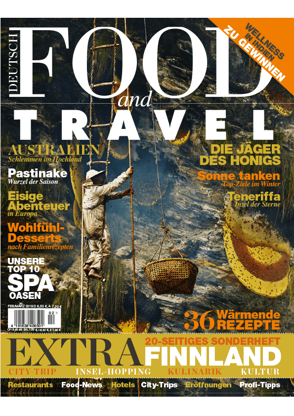 Magazin FOOD and TRAVEL