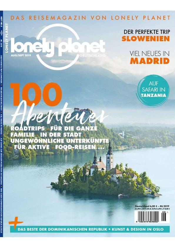Pressestimme: Lonely Planet Deutschland 2019