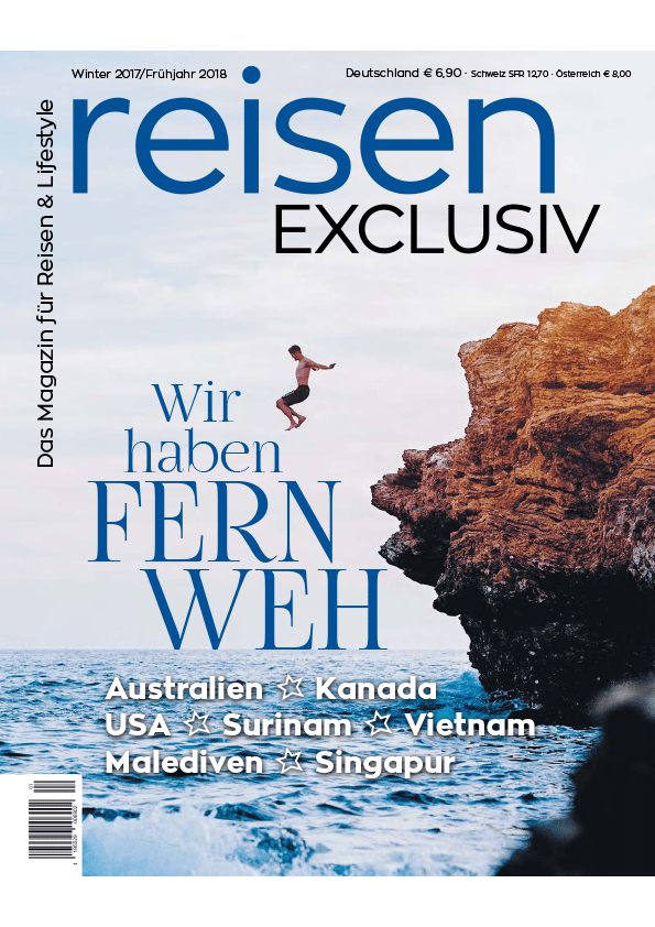 reisen EXCLUSIV, Winter 2017/Frühling 2018