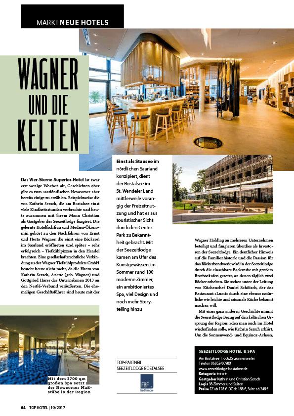 Magazin Tophotel, 10/2017