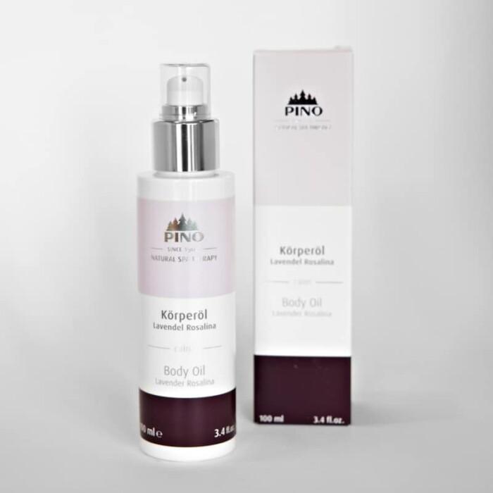 Körperöl Lavendel Rosalina - Online Shop Seezeitlodge Hotel & Spa