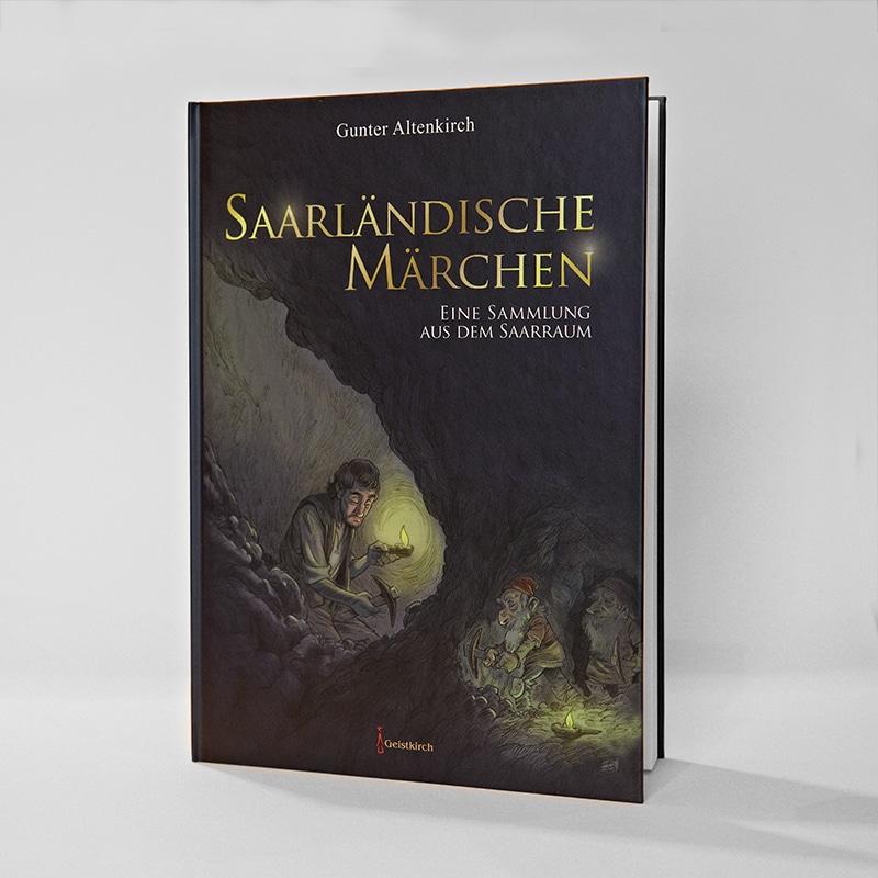 Buch Saarländische Märchen - Online Shop Seezeitlodge Hotel & Spa