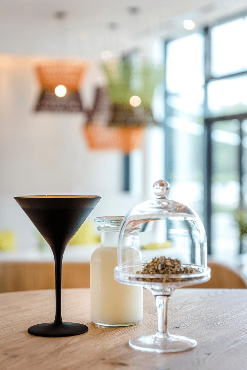 Wintersonnenwende-Cocktail Ginessa