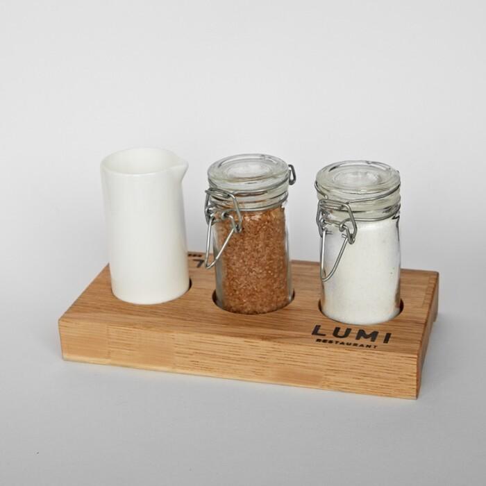 Tisch-Menage von LUMI - Online Shop Seezeitlodge Hotel & Spa