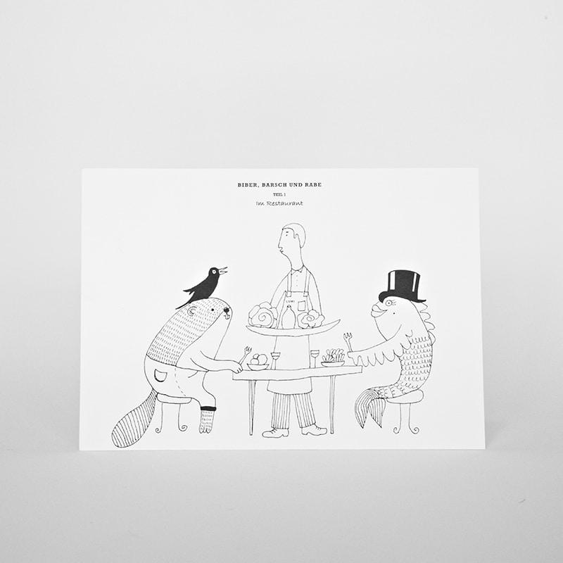 Seezeitlodge Postkarte Restaurant - Online Shop Seezeitlodge Hotel & Spa