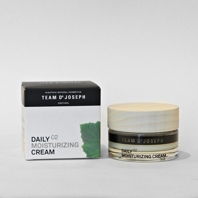 Team Dr Joseph Daily Moisturizing Cream - Online Shop Seezeitlodge Hotel & Spa