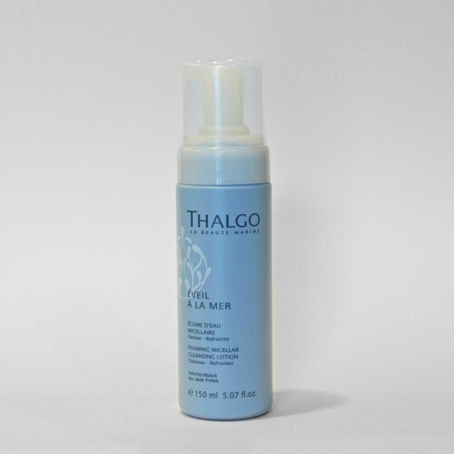thalgo foaming micellar cleansing lotion spa seezeitlodge online shop
