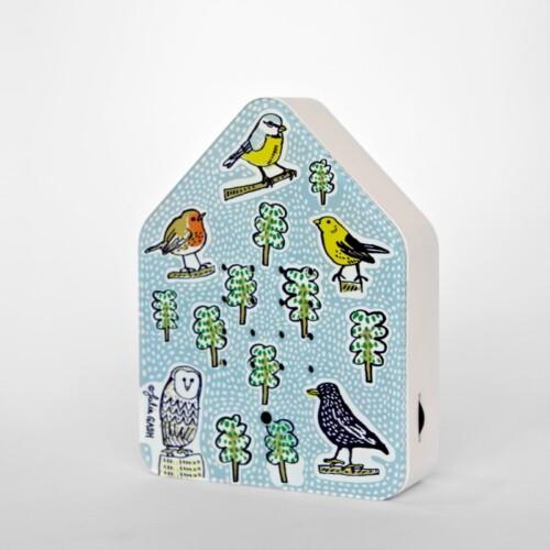 zwitscherbox vogel seezeitldoge hotel spa shop